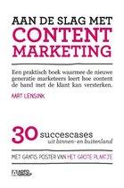 Aan de slag met content marketing