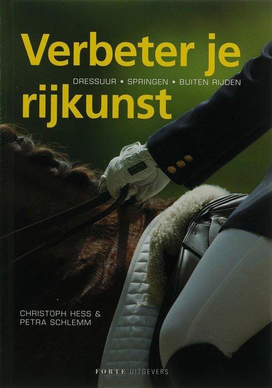 Cover van het boek 'Verbeter je rijkunst'