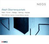 Aleph Guitar Quartet/Hoffmann/Molinari - Quartet/Fragmentos De Un Libro Futuro/.