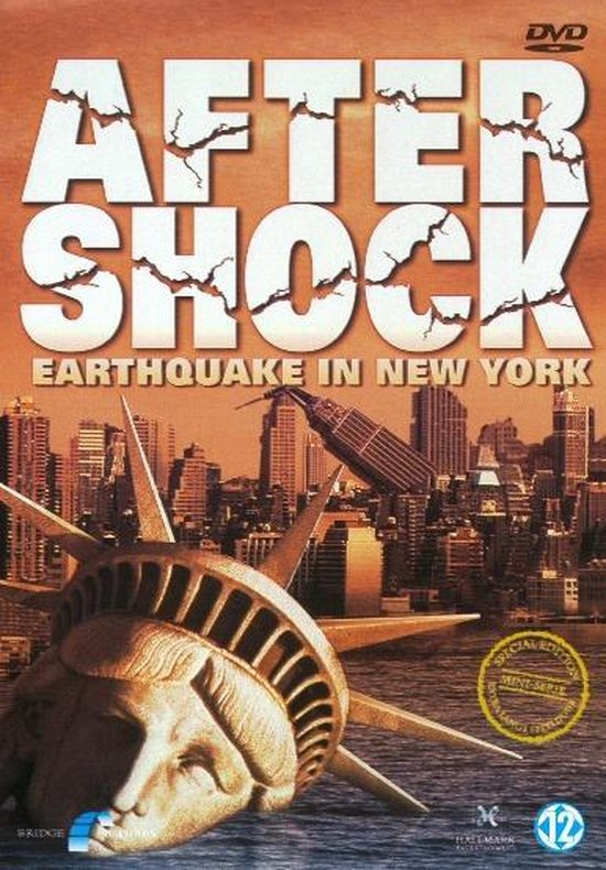 Cover van de film 'After Shock'