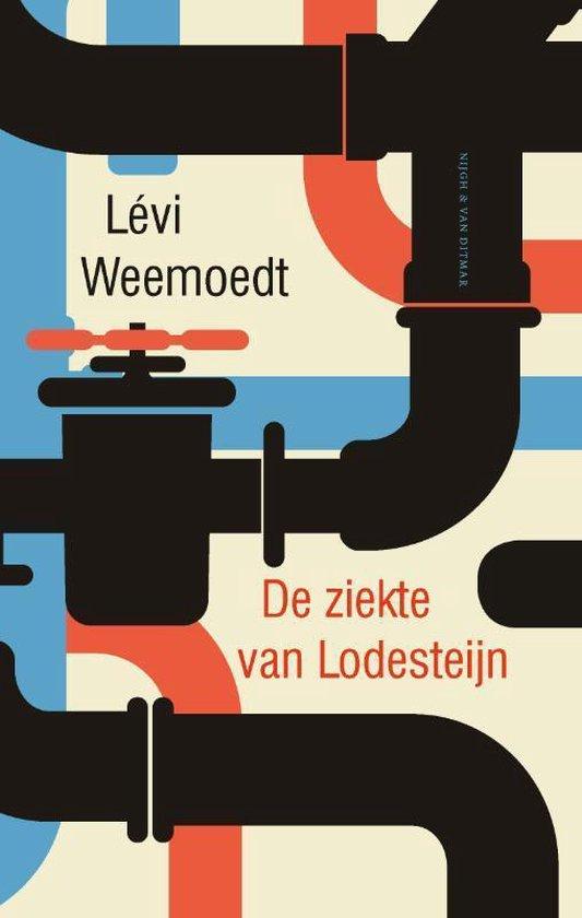 Boek cover De ziekte van Lodesteijn van Lévi Weemoedt (Hardcover)