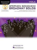 Stephen Sondheim Broadway Solos - Viola