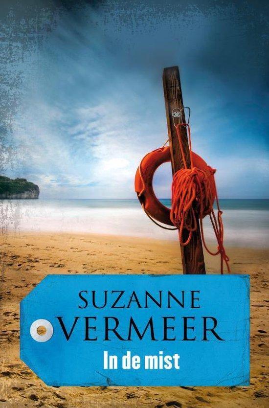 Boek cover In de mist van Suzanne Vermeer (Onbekend)