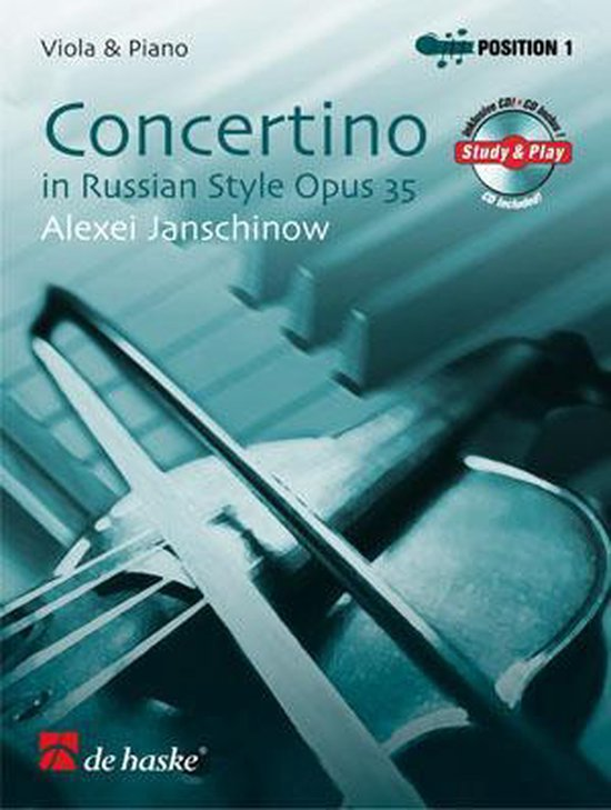 Concertino in Russian Style - A. Janschinow  