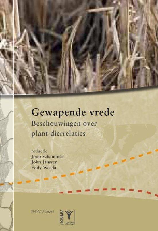 Vegetatiekundige Monografieen 3 - Gewapende vrede - J. Schaminee pdf epub