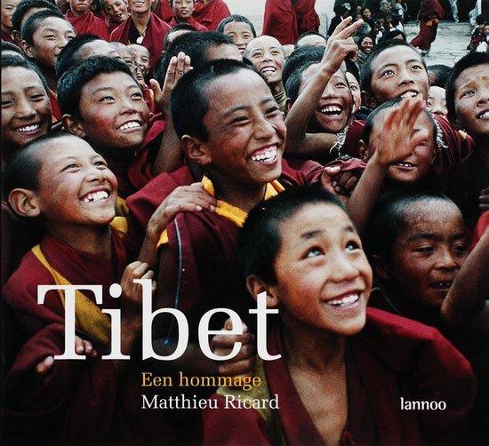 Cover van het boek 'Tibet'