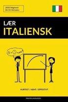 Laer Italiensk - Hurtigt / Nemt / Effektivt