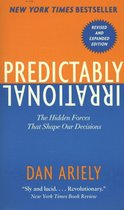Boek cover Predictably Irrational (Revised Edn) van Dan Ariely