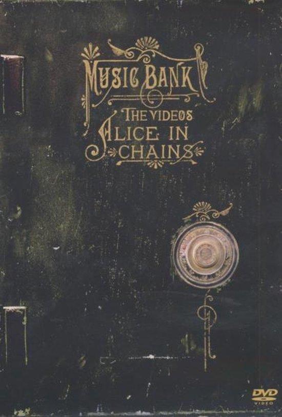 Cover van de film 'Alice In Chains - Music Bank: The Videos'