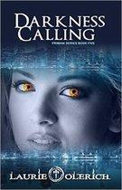 Omslag Darkness Calling