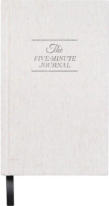 Afbeelding van The Five Minute Journal