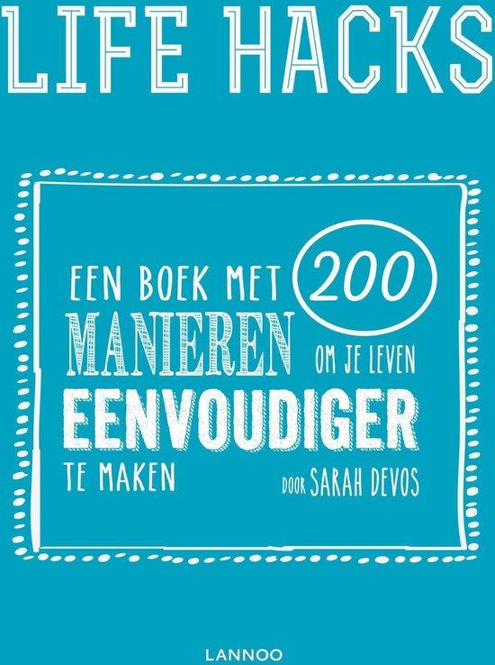 Life hacks (E-boek - ePub formaat) - Sarah Devos |