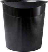 Papierbak HAN Loop 13 liter zwart