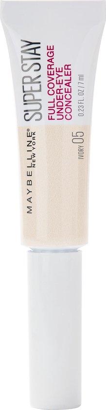 Maybelline SuperStay Under Eye Concealer 05 Ivory – Matte Finish