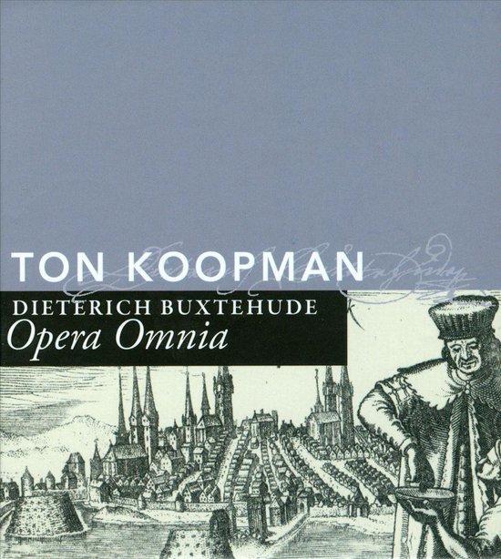Opera Omnia - Buxtehude Collector'S Box