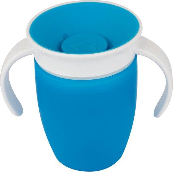 Munchkin Miracle 360 trainer Drinkbeker - Blauw