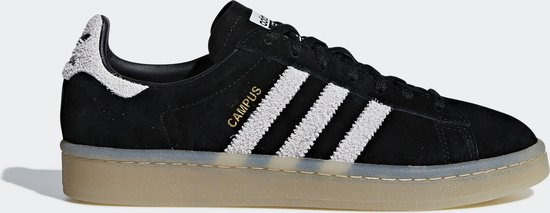 bol.com | adidas Campus W Sneakers Dames - Core Black - Maat 40