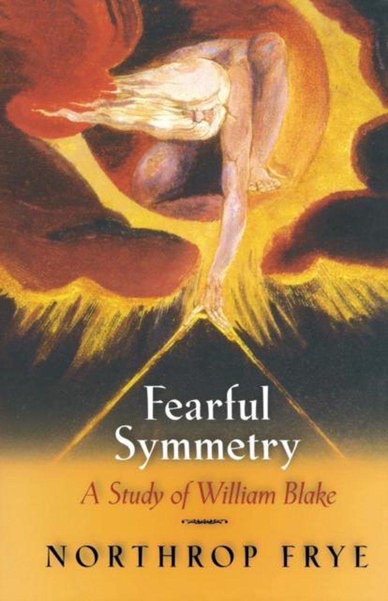 Bol Com Fearful Symmetry 9780691012919 Northrop Frye Boeken