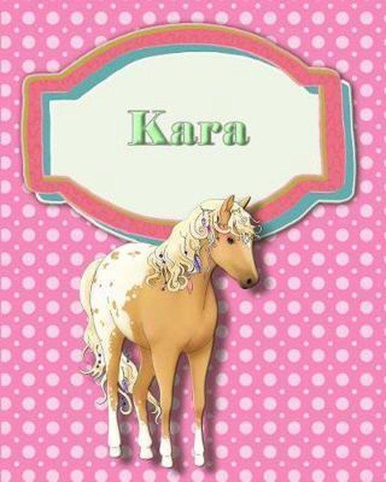 Handwriting and Illustration Story Paper 120 Pages Kara
