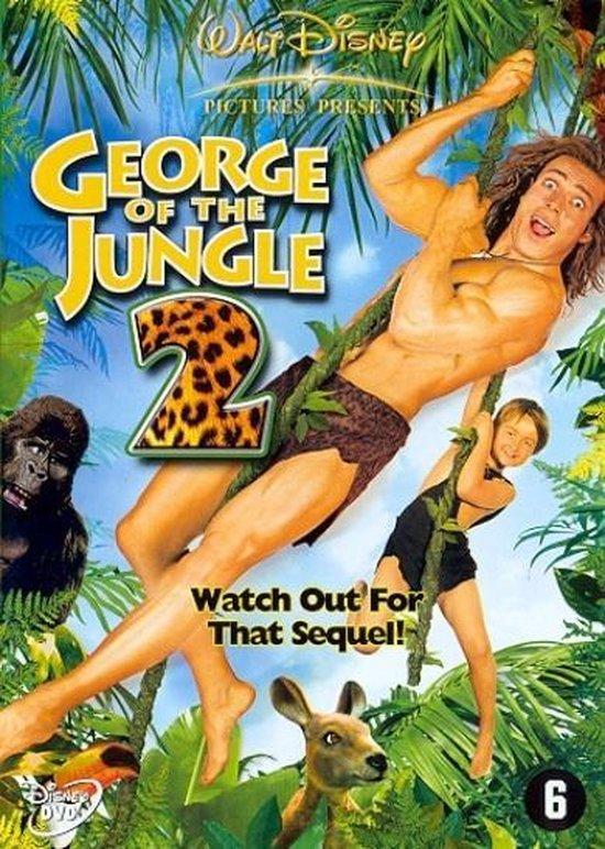 Cover van de film 'George Of The Jungle 2'