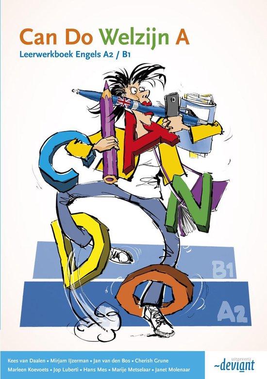 Can Do Welzijn A Engels A2/B1 Leerwerkboek - Kees van Daalen | Fthsonline.com