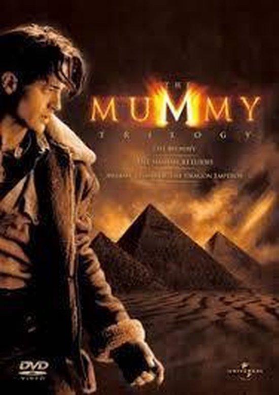 Mummy Triple Box (3DVD)