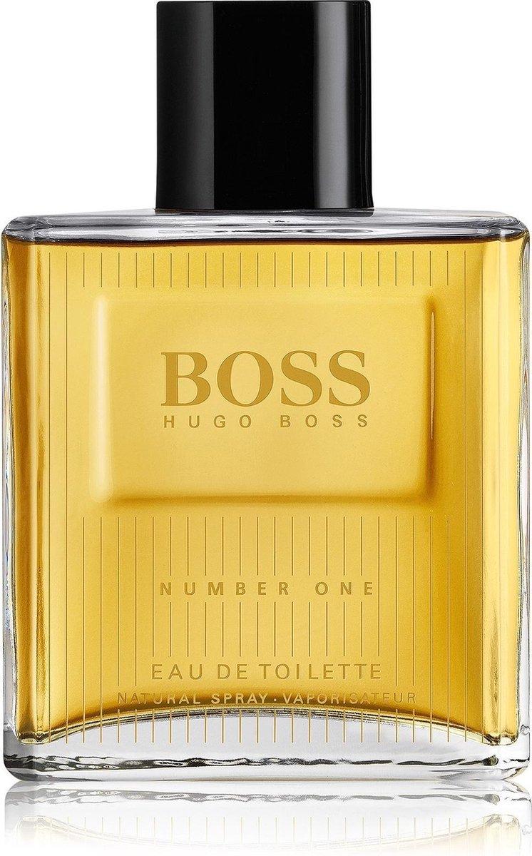 Hugo Boss Number One 125 ml - Eau de Toilette - Herenparfum