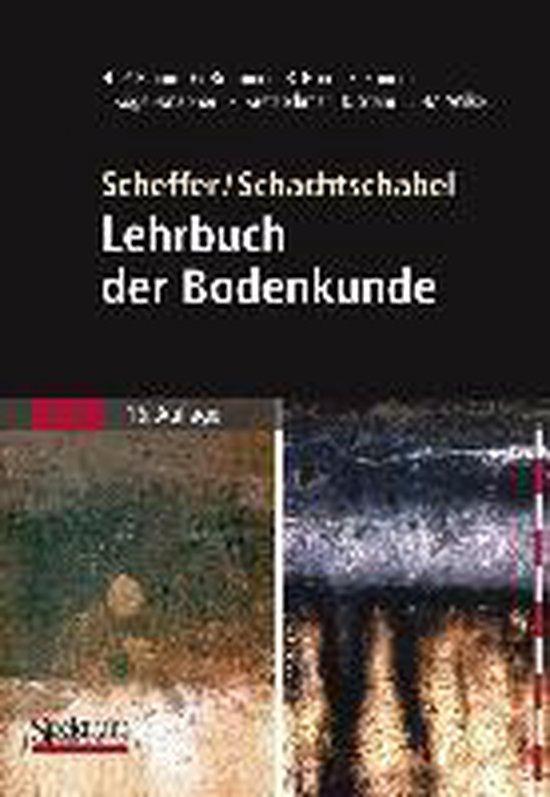 Boek cover Scheffer/Schachtschabel van Hans-Peter Blume (Hardcover)