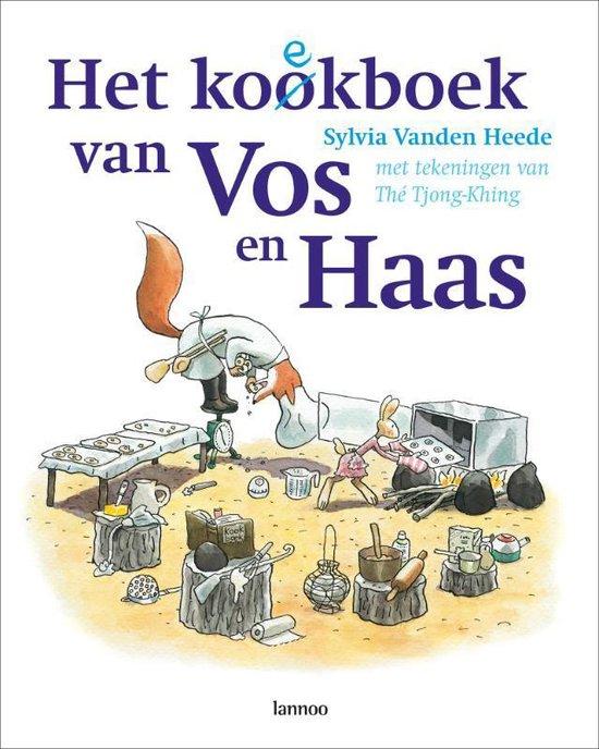 Het kookboek van Vos en Haas - Sylvia Vanden Heede   Readingchampions.org.uk