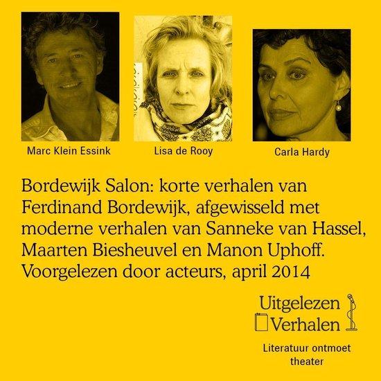 Bordewijk Salon - Sanneke van Hassel |