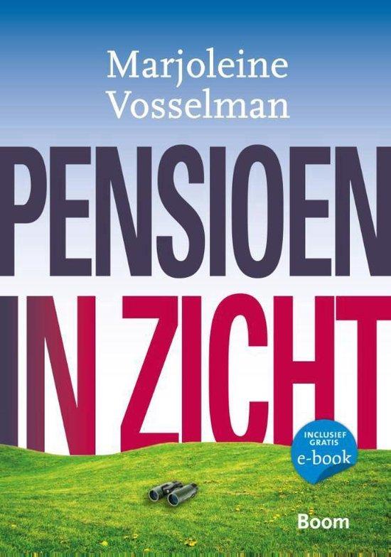 Pensioen in zicht - Marjoleine Vosselman | Fthsonline.com