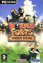Worms-Forts Under Siege