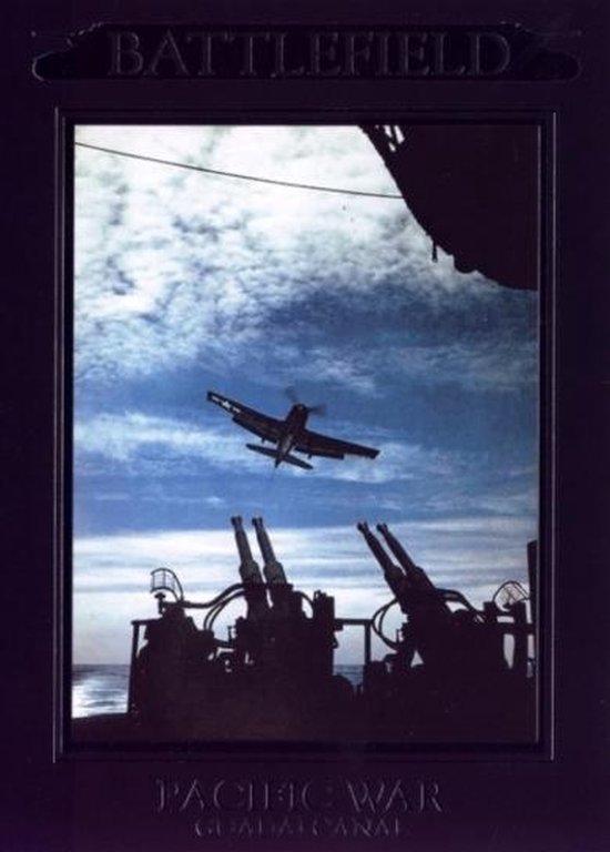 Cover van de film 'Pacific War - Guadalcanal'