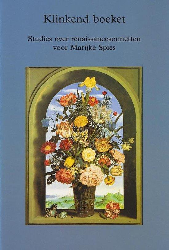 Amsterdamse historische reeks 21 - Klinkend boeket - Duits |