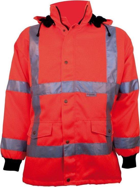 M-Wear parka 0996 RWS fluo oranje maat XL