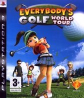 Everybody's Golf: World Tour