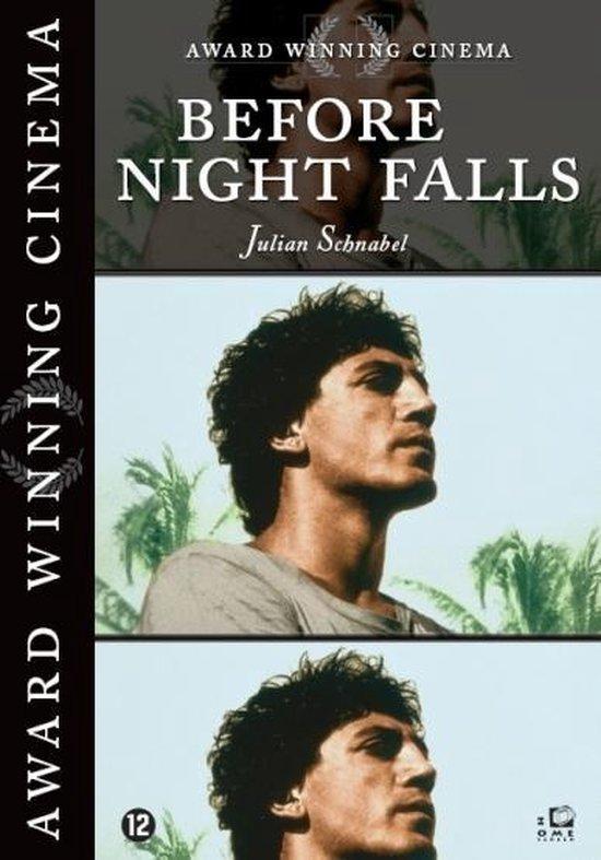 Cover van de film 'Before Night Falls'