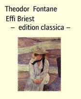 Effi Briest – edition classica –