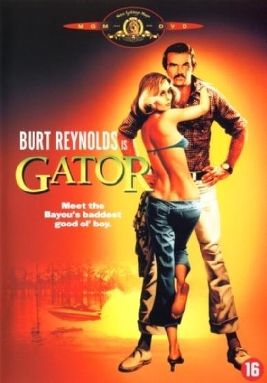 Cover van de film 'Gator'