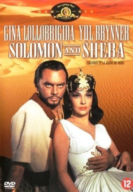 Cover van de film 'Solomon & Sheba'