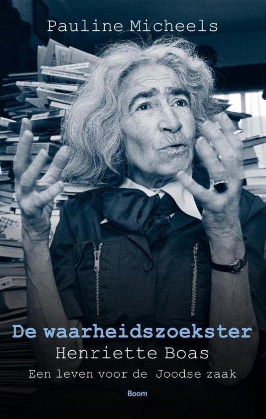 De waarheidszoekster - Pauline Micheels |