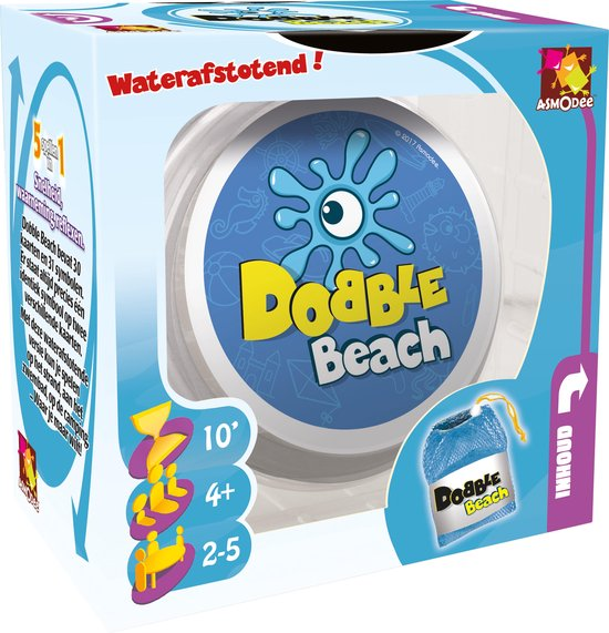 bol.com | Dobble Beach | Games