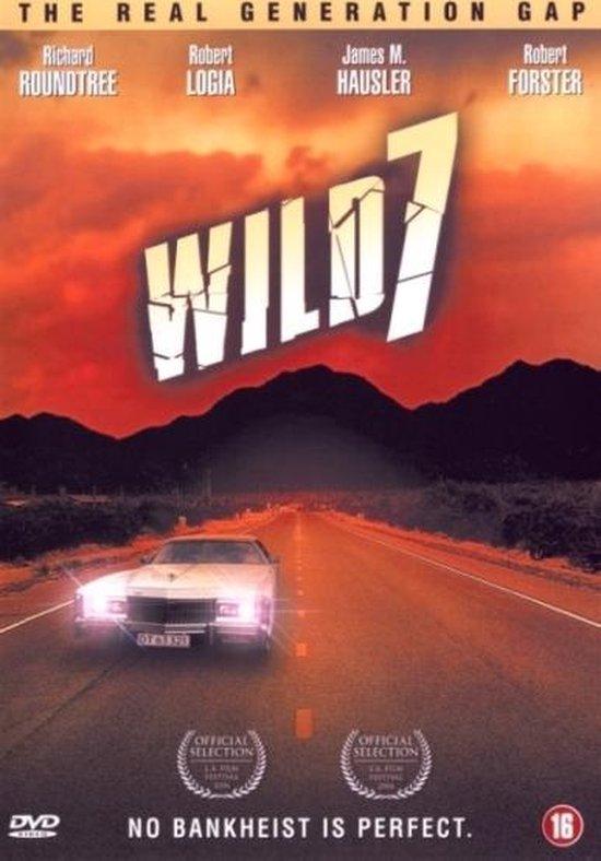 Cover van de film 'Wild Seven'
