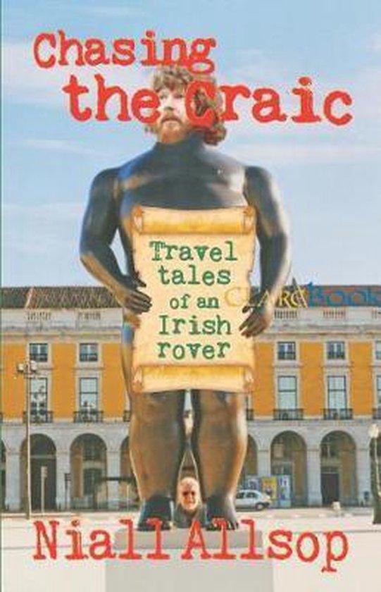 Boek cover Chasing the craic van Niall Allsop (Paperback)