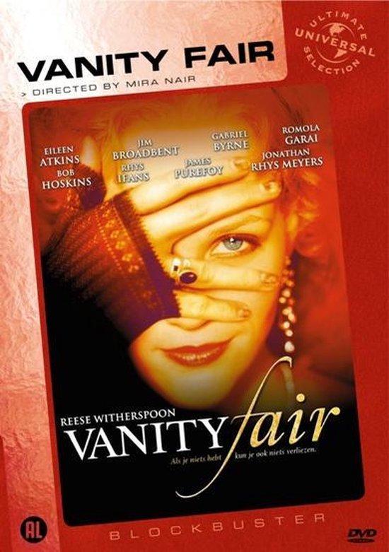 Cover van de film 'Vanity Fair'