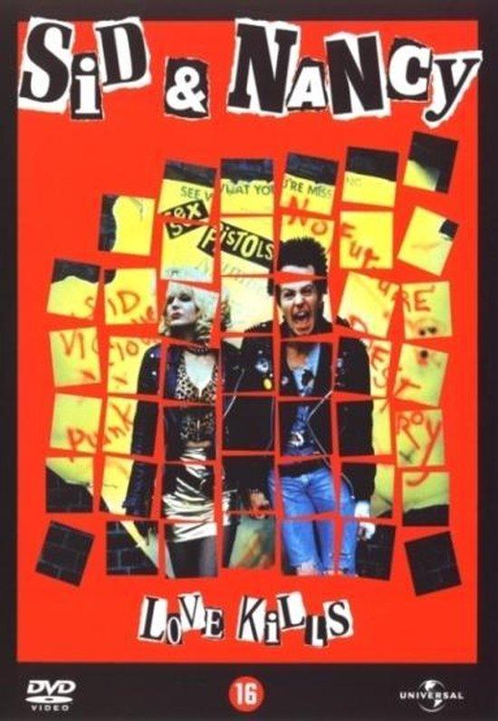 Cover van de film 'Sid & Nancy'