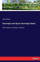 Sovereign and Quasi Sovereign States