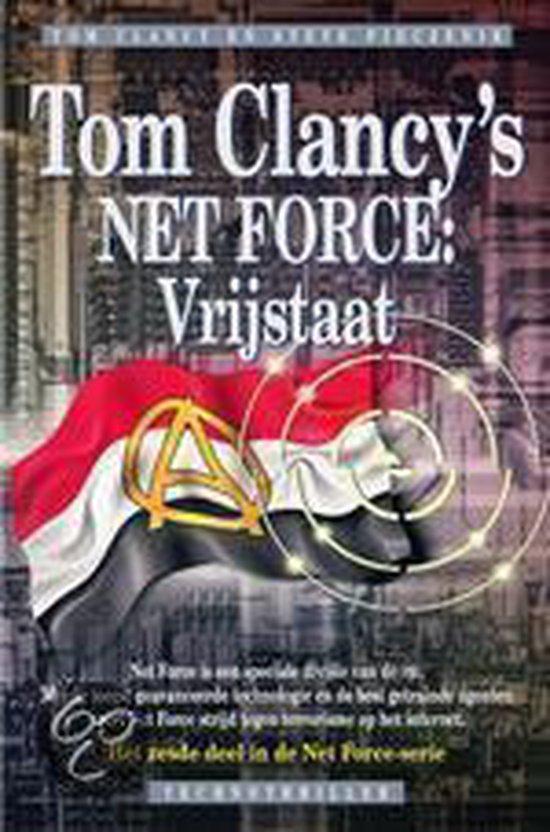 Vrijstaat - Tom Clancy pdf epub