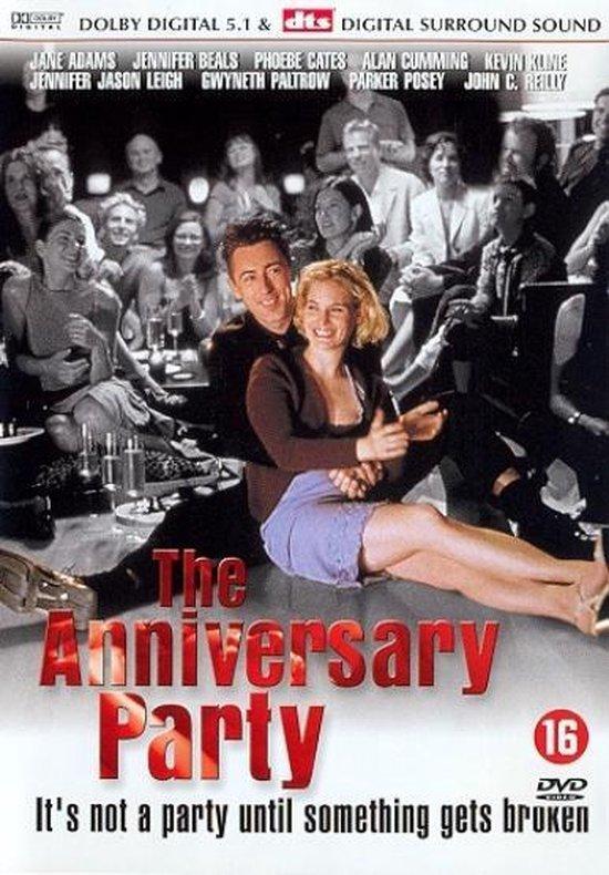 Cover van de film 'Anniversary Party'