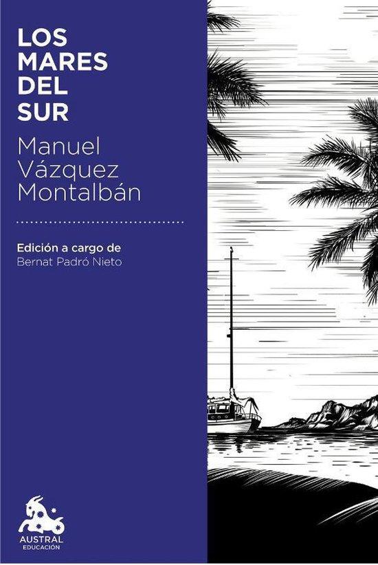 Bol Com Los Mares Del Sur Manuel Vázquez Montalbán 9788408181132 Boeken